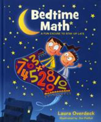 Cover image for Bedtime math