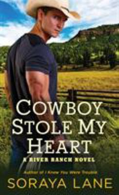 Cover image for Cowboy stole my heart