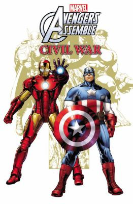 Cover image for Avengers assemble : civil war
