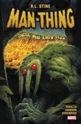 Cover image for Man-thing