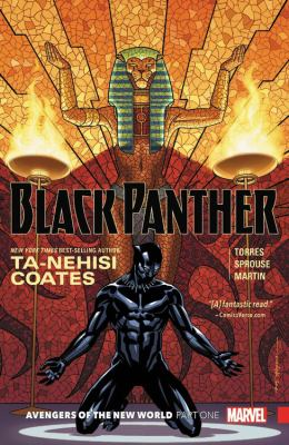 Cover image for Black Panther. Book 4, Avengers of the New World. Part one