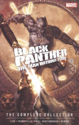 Cover image for Black Panther. The man without fear : the complete collection