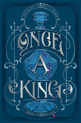 Cover image for Once a king