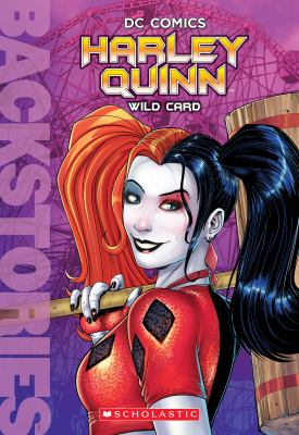 Cover image for Harley Quinn : wild card