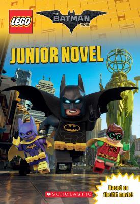 Cover image for The LEGO Batman movie : junior novel