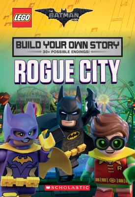 Cover image for Rogue City : build your own story