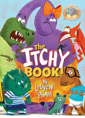 Cover image for The itchy book!