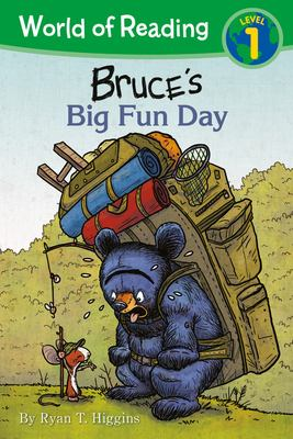 Cover image for Bruce's big fun day