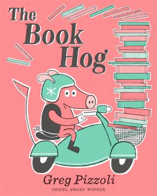 Cover image for The book hog