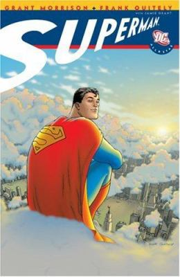 Cover image for All-star Superman
