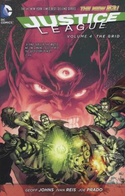 Cover image for Justice League. Volume 4, The Grid