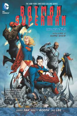 Cover image for Batman/Superman. Volume 2, Game over