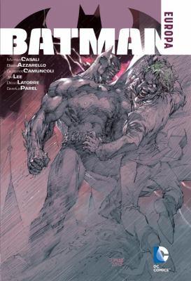 Cover image for Batman : Europa