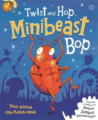 Cover image for Twist and hop minibeast bop
