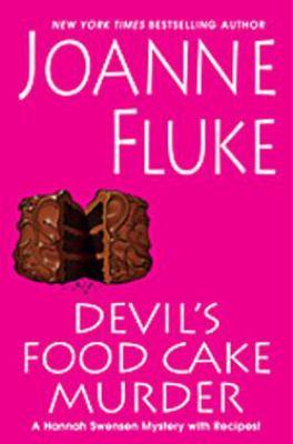 Cover image for Devil's food cake murder