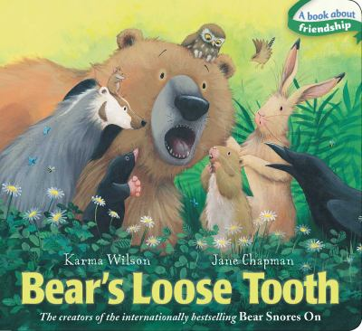Cover image for Bear's loose tooth