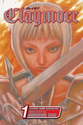 Cover image for Claymore