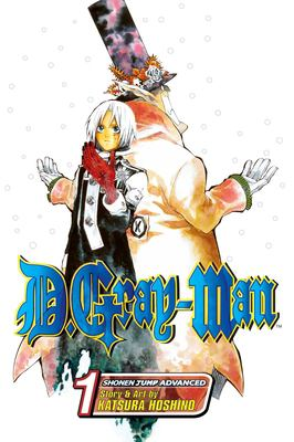 Cover image for D. Gray-Man