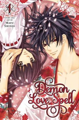 Cover image for Demon love spell