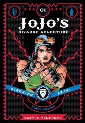 Cover image for JoJo's bizarre adventure. Part 2, Battle tendency