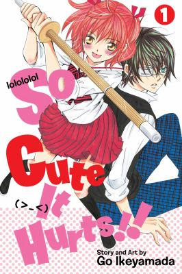 Cover image for So cute it hurts!!