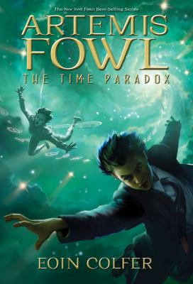 Cover image for Artemis Fowl : the time paradox