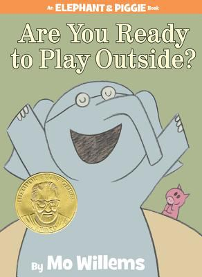 Cover image for Are you ready to play outside?