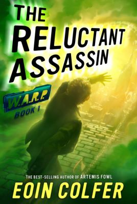 Cover image for The reluctant assassin