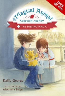 Cover image for The missing magic