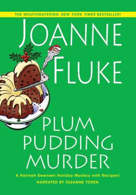 Cover image for Plum pudding murder