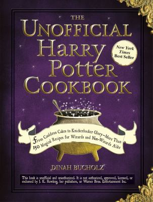 Cover image for The unofficial Harry Potter cookbook