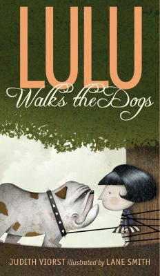 Cover image for Lulu walks the dogs