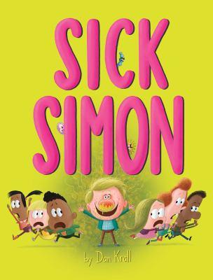 Cover image for Sick Simon