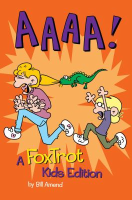 Cover image for AAAA! : a Foxtrot kids edition