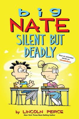 Cover image for Big Nate : silent but deadly