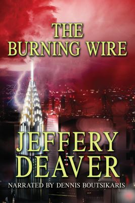 Cover image for The burning wire
