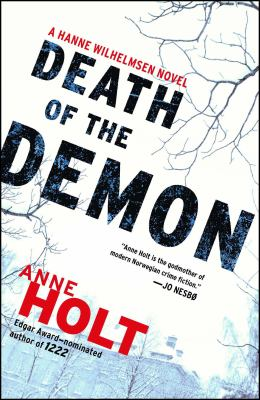 Cover image for Death of the demon : a Hanne Wilhelmsen novel