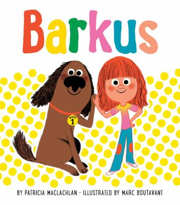 Cover image for Barkus. Book 1