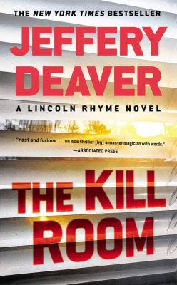 Cover image for The kill room : a Lincoln Rhyme novel