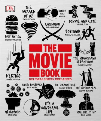 Cover image for The movie book