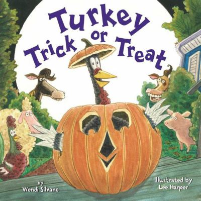 Cover image for Turkey trick or treat