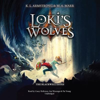 Cover image for Loki's wolves