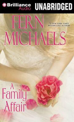 Cover image for A family affair