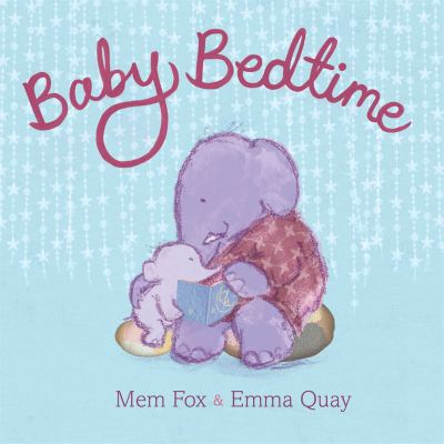 Cover image for Baby bedtime