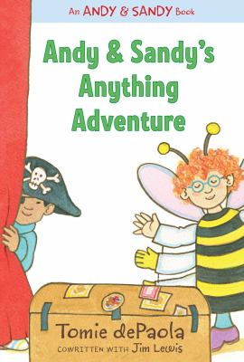 Cover image for Andy & Sandy's anything adventure