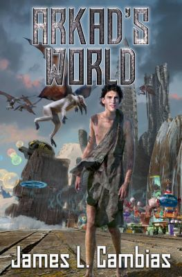 Cover image for Arkad's world