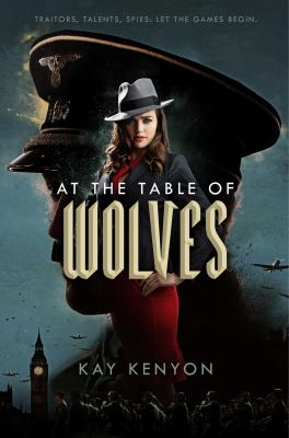 Cover image for At the table of wolves