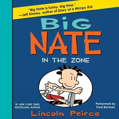 Cover image for Big Nate in the zone