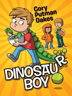 Cover image for Dinosaur boy