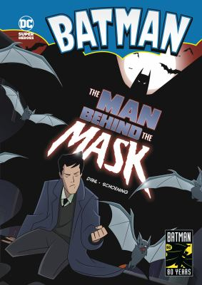 Cover image for The man behind the mask